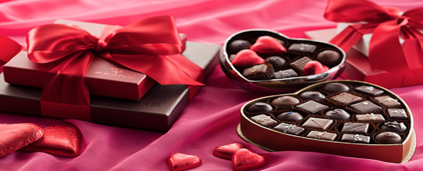 Valentines Day Chocolates and Learning to Turn Love Into Confection